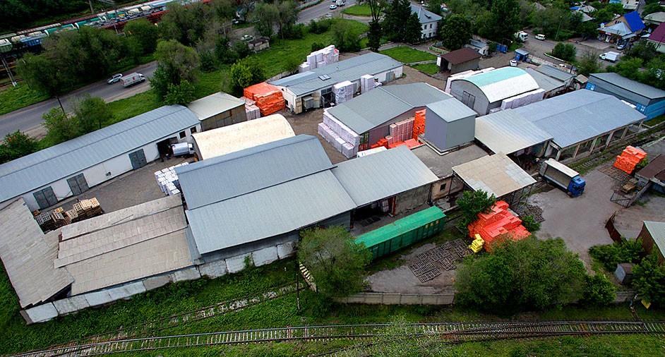 Крупнейший дистрибьютер строительных материалов  11 городов Казахстана